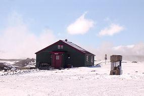 Hveravellir mountain cabin