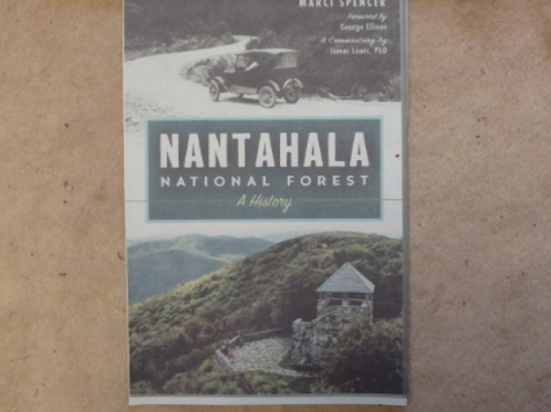 Nantahala National Forest: A History
