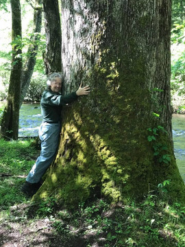 Tree-hugging Kim.jpg