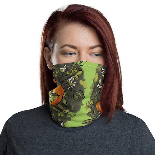 Orange BL-awesome mask