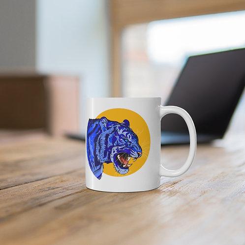 Grumpy Tiger Mug