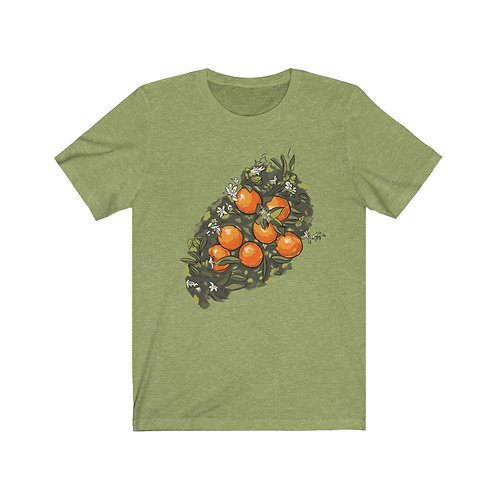Orange BL-AWESOME T-Shirt