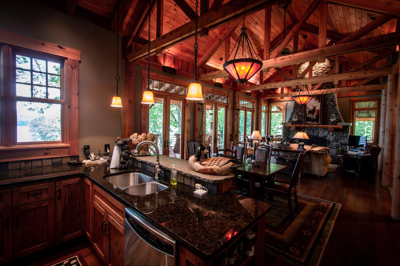 Kitchen - 4 Santeetlah Trail