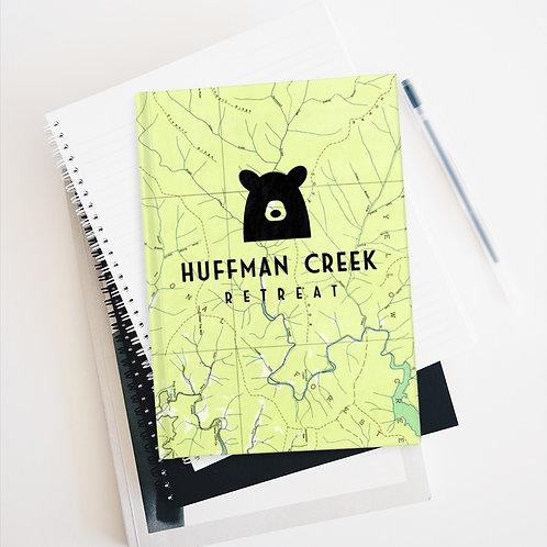 Official Huffman Creek Retreat Journal