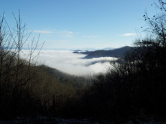 View from Upper Tuskeegee at Creekside P