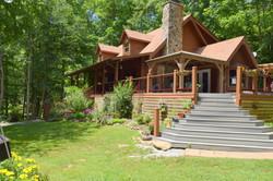 Creekside Paradise Porch
