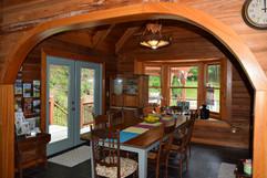 Dining Room at Creekside Paradise.JPG