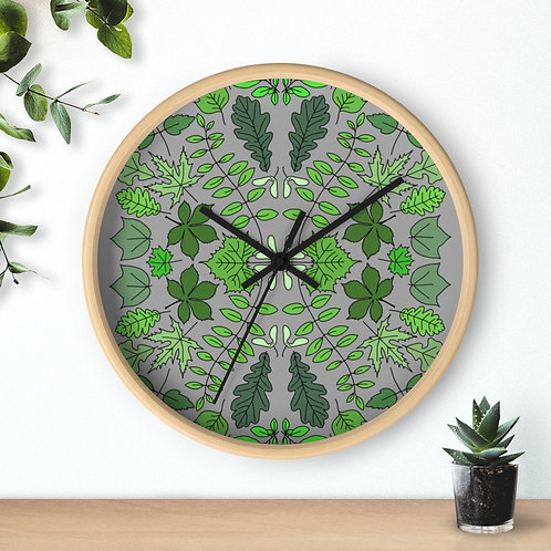 Spring Green Time Piece