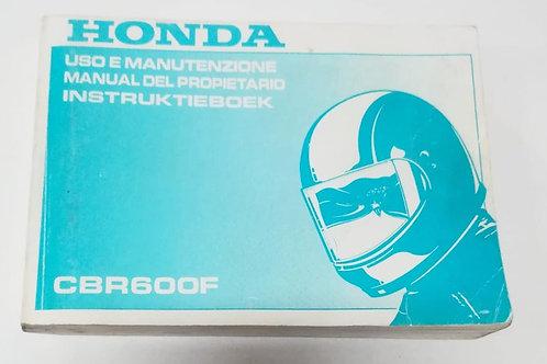 Honda CBR600 F - ITALIANO