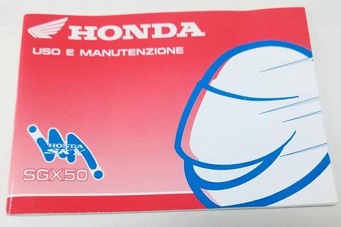 Honda SKY50 - ITALIANO