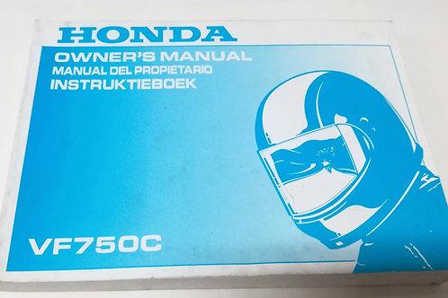 Honda VF750 C - INGLESE