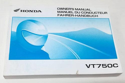 Honda VT750 C - INGLESE