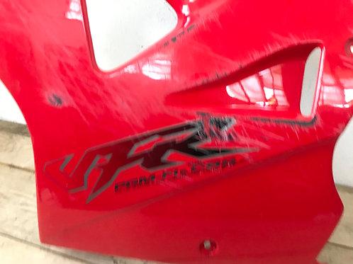 Honda Carena lat sx rossa VFR 800 1998 S.L