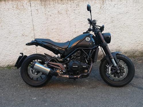 Benelli Leoncino 500ABS  Anno 2018 Km 20316