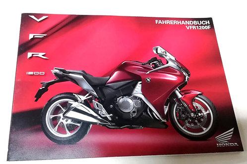 Honda VFR1200 - TEDESCO