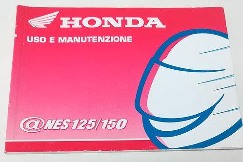 Honda @NES125/150 - ITALIANO