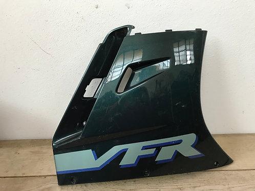 Honda Carena lat dx inf verde  VFR 750 S.L