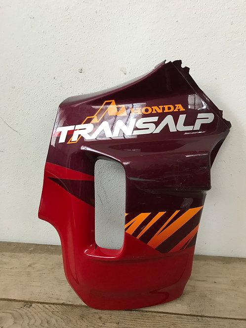 Honda Carena lat dx Amaranto Transalp 600  S.L