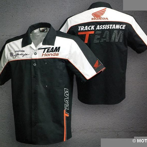 Honda Team Camicia Donna