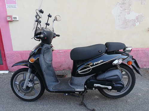 Kymco People S 50 Anno 2012 Km 20828