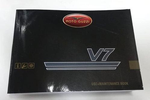 Moto Guzzi V7 - ITALIANO