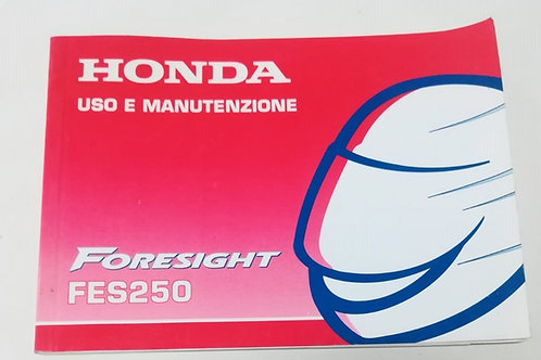 Honda FES 250 FORESIGHT  - ITALIANO