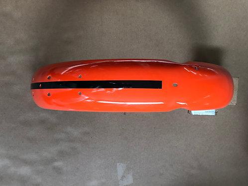 Ducati Parafango post arancio F Ducati 350-450 Scrambler SL