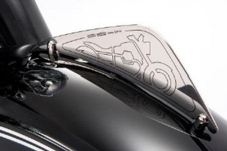 Moto Guzzi Cresta parafango anteriore
