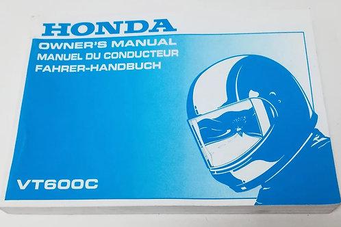 Honda VT600 C - INGLESE