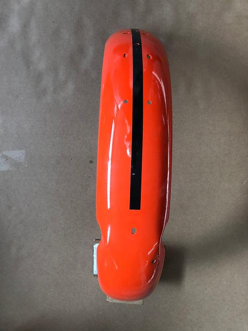 Ducati Parafango post arancio E Ducati 350-450 Scrambler SL
