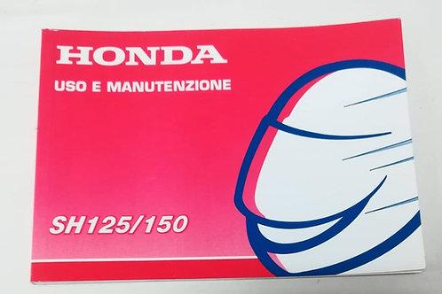 Honda SH 125/150 - ITALIANO