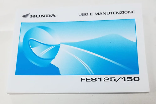 Honda FES 125/150 PANTHEON  - ITALIANO