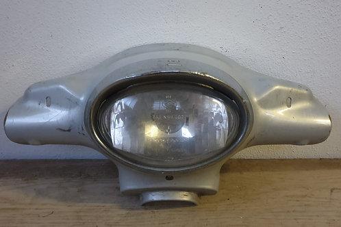 Scarabeo 50 Coperchio est  manubrio grigio con fanale S.L