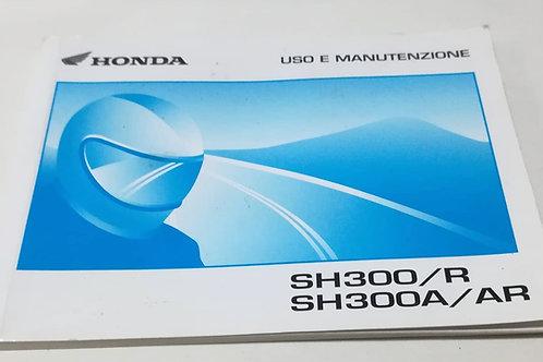 Honda SH300R/A  / AR - ITALIANO