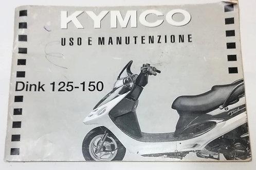 Kymco DINK 125 / 150 - ITALIANO