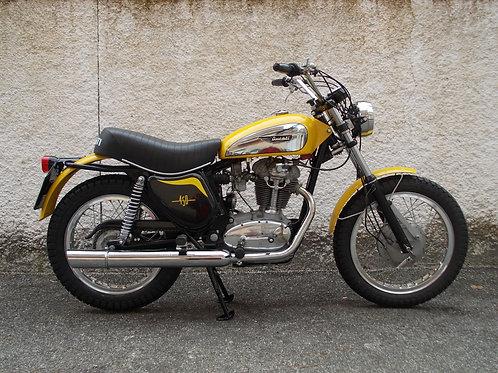 Ducati Scrambler 450 Epoca Anno 1973