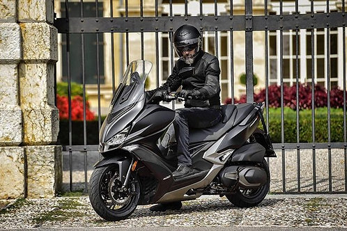 Kymco Exciting 400i ABS TCS