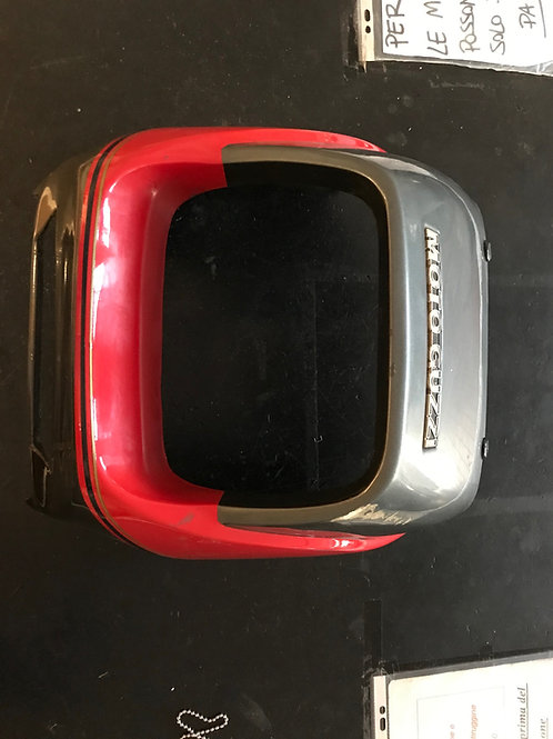 Cupolino Moto Guzzi 850T5 - V35 III -rosso grigio  VV