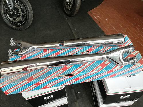 Marmitte Silentium per Moto Guzzi e Benelli GTS