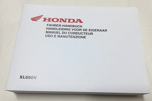 Honda XL650 V - ITALIANO