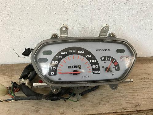 Honda Strumentazione fondo bianco Bali S.L