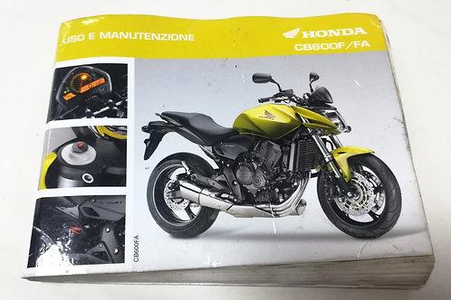 Honda CB600 F/FA  - ITALIANO