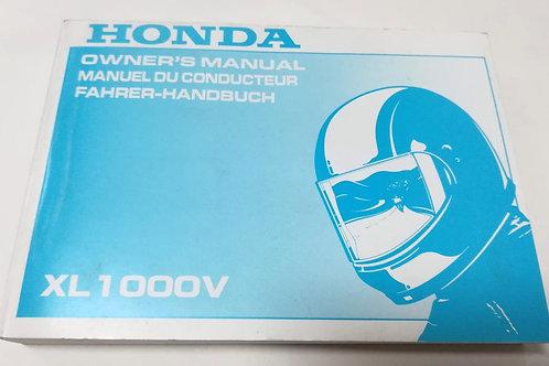 Honda XL1000 V - INGLESE