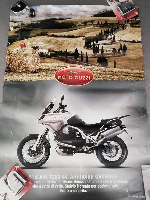 Poster Guzzi
