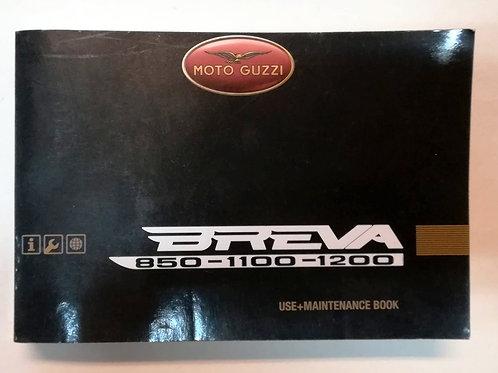 Moto Guzzi BREVA 850 - 1100 - 1200 - ITALIANO
