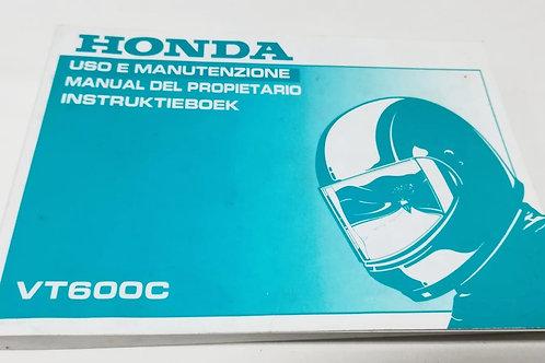 Honda VT600 C - ITALIANO