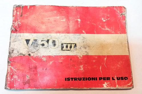 Moto Guzzi V 50 III - ITALIANO