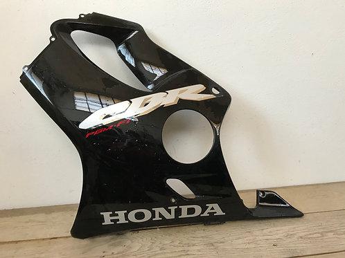 Honda Carena lat sx nera CBR 600 F  S.L