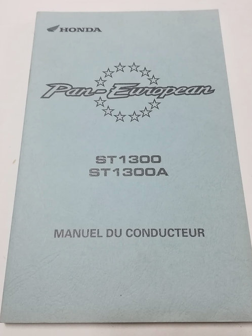 Honda Pan European ST1300 / ST1300 A - FRANCESE