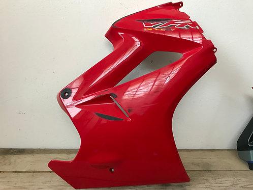 Honda Carena lat dx rossa VFR 800 vtech  S.L